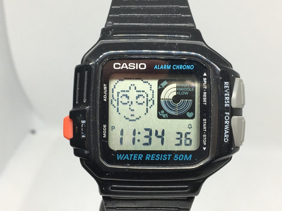 Reloj Casio Dbj-21 Modulo 1408 Faces Para Coleccionistas
