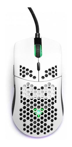 Imagen 1 de 4 de Mouse de juego YeYian  Links Series 3000 blanco