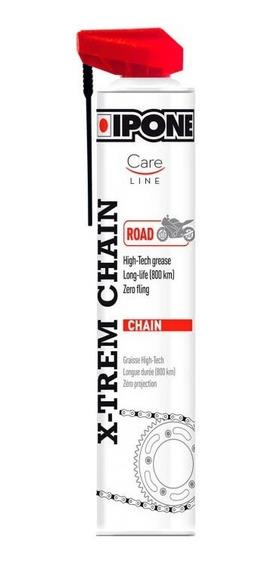 Ipone Lubricante De Cadena X-trem Chain Road 750ml - Sti
