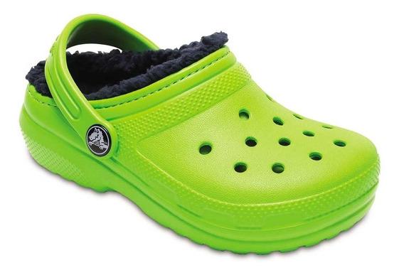 Crocs Original Classic Lined Clog - Nene/nena