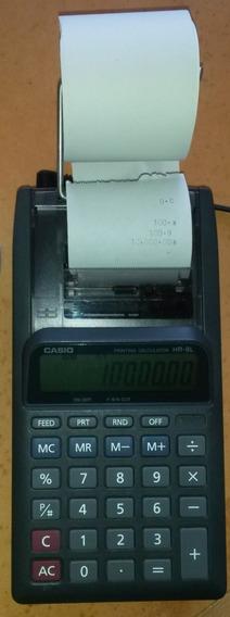 Sumadora/calculadora Casio De 12 Dígitos Con Impresora