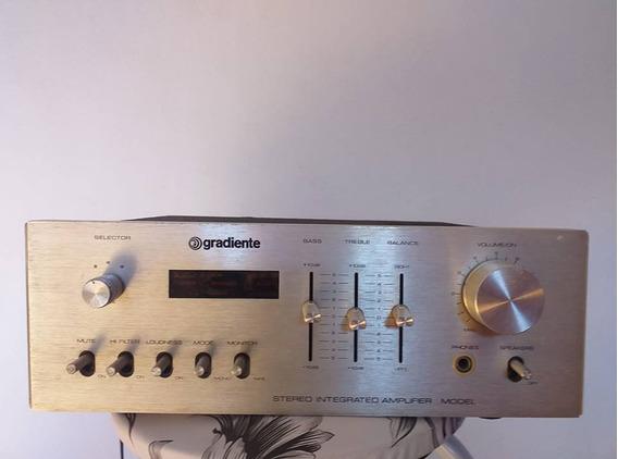 Amplificador Gradiente Model 80