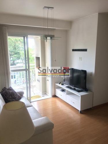 Imagem 1 de 15 de Apartamento Na Alameda Dos Aicás - Indianópolis - São Paulo - 9055
