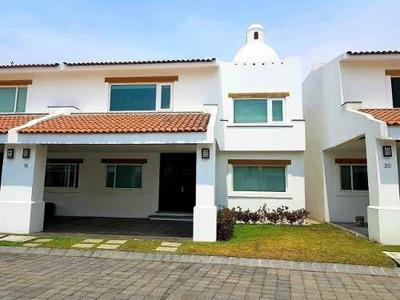 (crm-1391-2689) Casa En Venta En Residencia Marbella Lerma