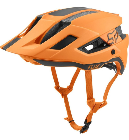 Casco Flux Rush Fox
