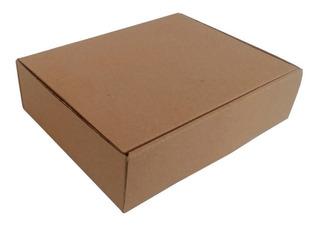 50 Caixas De Papelão 18,5x14,5x5 Correios Mercado Envios