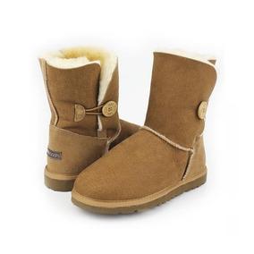 Bota Illi Boots Infantil Pele Ovina - 1005