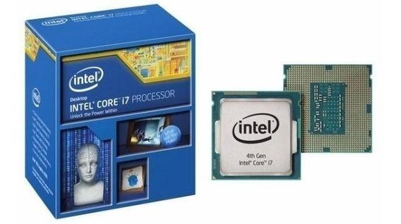 Processador Intel Core I7 4790k Lga1150 4 Geracao Oem