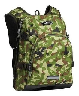 Mochila De Hidratação Ozark Trail 15l Camuflagem Exército