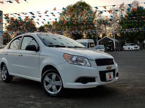 Chevrolet Aveo 2012 Lt Aut Dh A/ac Ba Mp3/aux/usb 1.6 L 4 C.