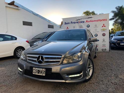 Mercedes-benz Clase C 1.8 C250 Amg Avantgardesport B.eff At