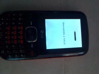 Telefono Basico LG C105 Telcel Con Detalle