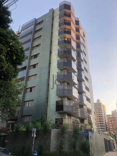 Apartamento 200mts , 4 Dorm. 2 Suites, 2 Vagas Na Maria Monteiro- Cambuí - Ap2984
