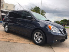 Honda Odyssey Touring Minivan Cd Qc Dvd At