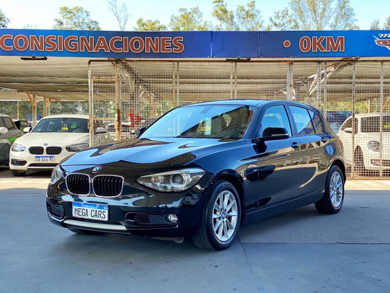 Bmw 118i Urban 2012 - Absolutamente Impecable - 100% Orig
