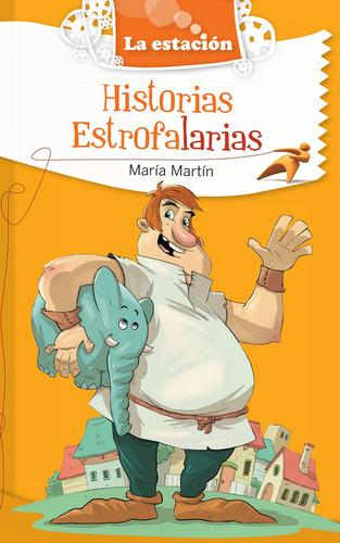 Imagen 1 de 1 de Historias Estrofalarias - Estación Mandioca -