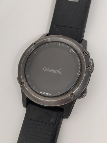 Smartwatch Gps Garmin Fénix 3 Sapphire Multideporte