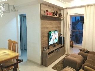 Apartamento Residencial À Venda, Vila Leão, Sorocaba - Ap1017. - Ap1017