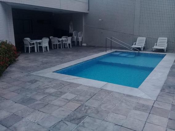 Apartamento Em Torre, Recife/pe De 75m² 3 Quartos Para Locação R$ 1.500,00/mes - Ap308207