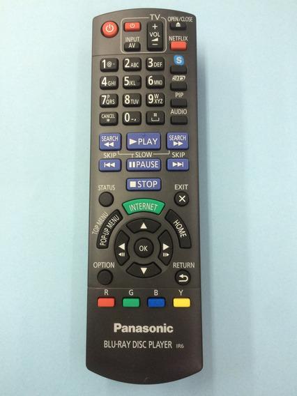 Controle Remoto Blu Ray Panasonic Dmp-bdt220 Netflix Origina