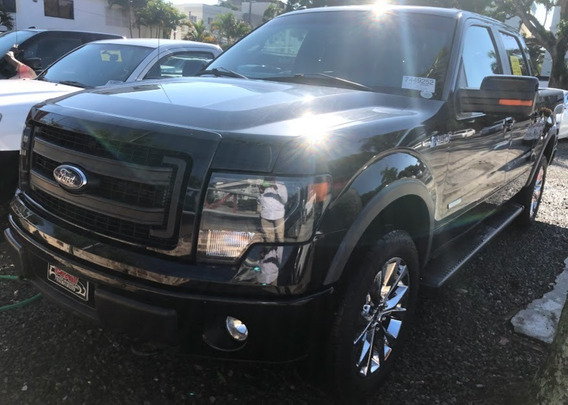 Ford F 150 Ecoboost 2014