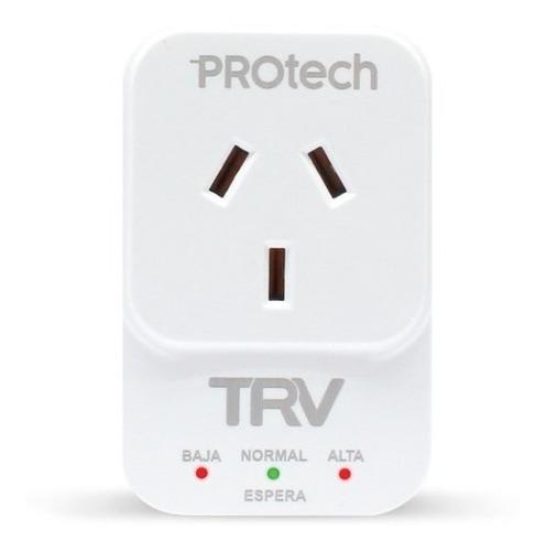 Protector De Tensión Trv Protech E Tv Led Audio