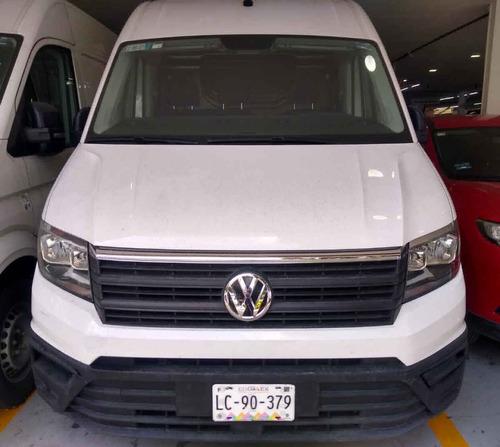 Imagen 1 de 13 de Volkswagen Crafter 2020 5p Van L4/2.0/tdi Man 3.5/ton Lwb