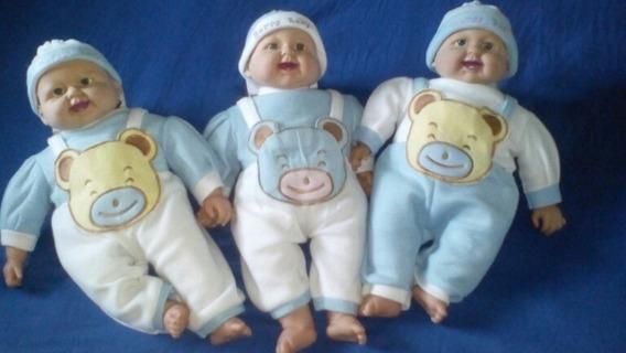 Muñeca Baby Bebe Querido Juguete Para Niña Con Sonido