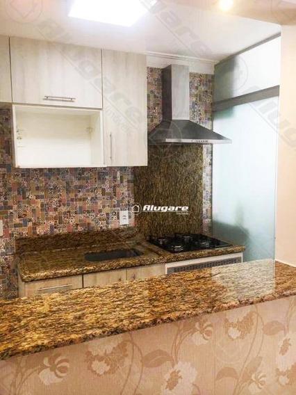 Apartamento Com 2 Dormitórios Para Alugar, 46 M² Por R$ 1.200,00/mês - Centro - Guarulhos/sp - Ap1736