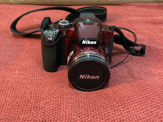 Câmera Fotográfica Nikon P510