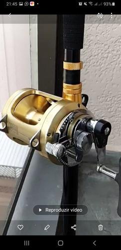 Imagem 1 de 3 de Vara De Pesca Profissional