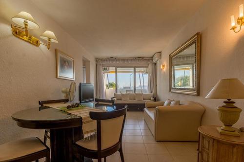 Venta Apartamento 1 Dormitorio Frente Al Mar Playa Mansa