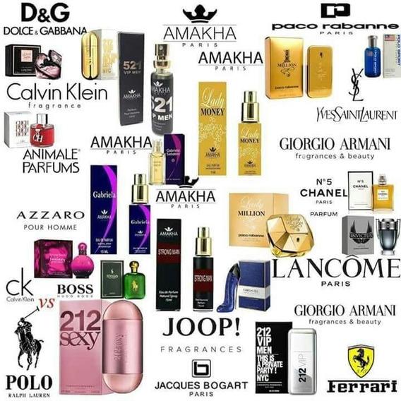 Kit Perfumes De Bolso