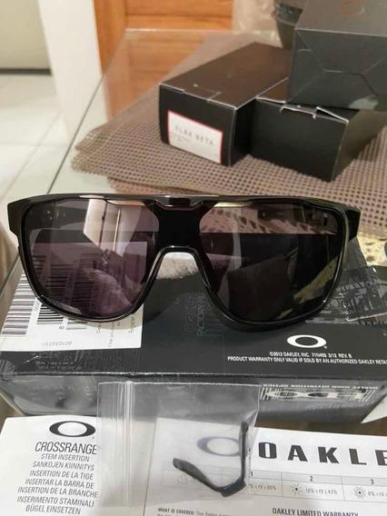 Oculos De Sol Da Oakley Grande Gastes Reservas Lindo!