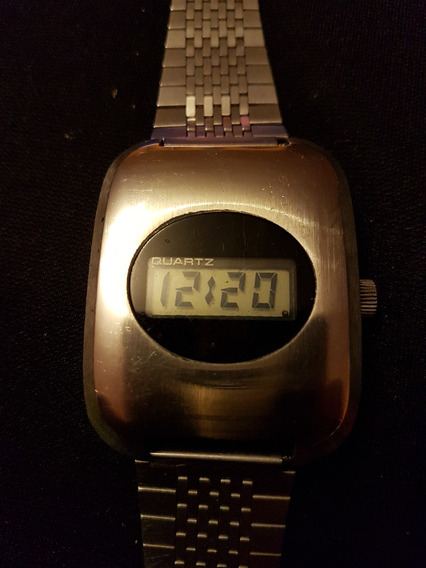 Raro Reloj De Pulsera Vintage Quartz