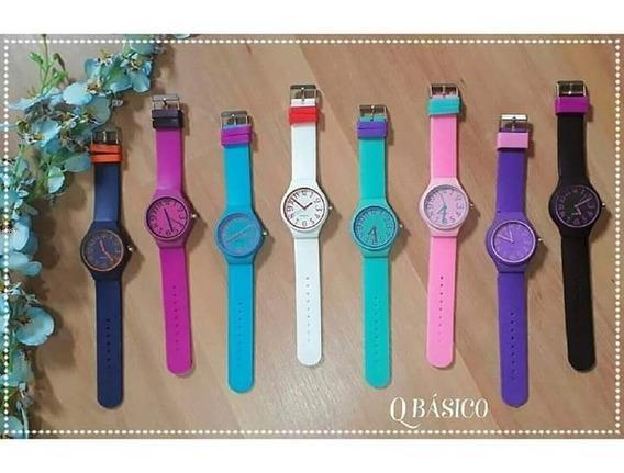 Relógios Colorido