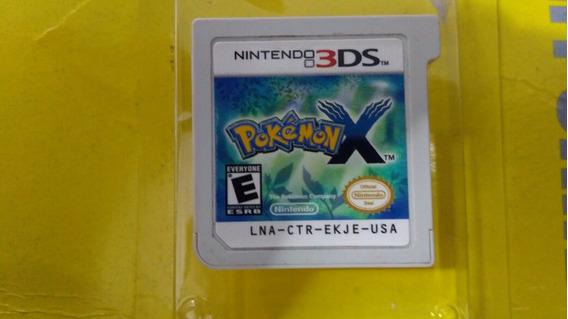 Pokémon X Nintendo 3ds Original Promoção Envio Imediato