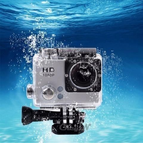 Mini Câmera E Filmadora A Prova D