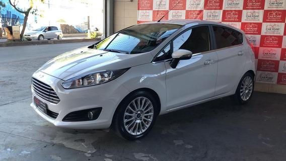 New Fiesta Hatch 1.6 Titanium Automatico