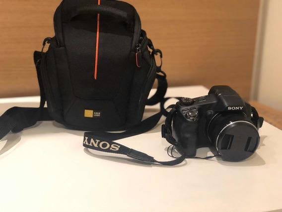 Câmera Fotográfica Sony Cyber-shot Dsc-hx200v