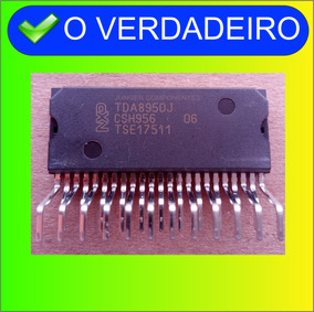 Tda8950j O Verdadeiro Da Fabrica Da Panasonic De Manaus - Am