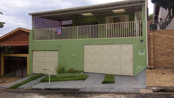 Casa Com 3 Dormitórios À Venda, 250 M² Por R$ 390.000 - Jardim Tupi - Campinas/sp - Ca3313