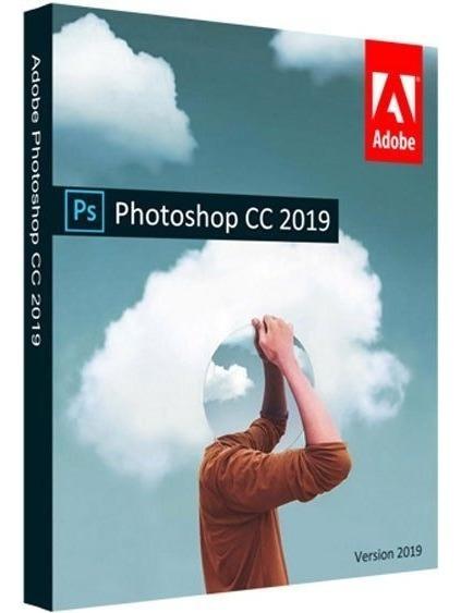 Adob Photo-shop Cc 2019 Para Mac Os X