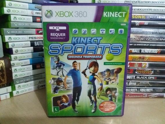 Jogo Para Kinect Sports 2 Xbox 360 Original Mídia Crianças