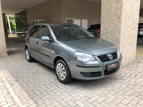 Volkswagen Polo 2009 1.6 Vht Total Flex 5p