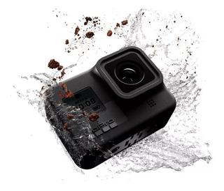 Cámara Go Pro Hero 8 Black 4k 12mpx Sumergible Gtia Oficial
