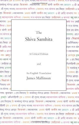 Book : The Shiva Samhita - James Mallinson