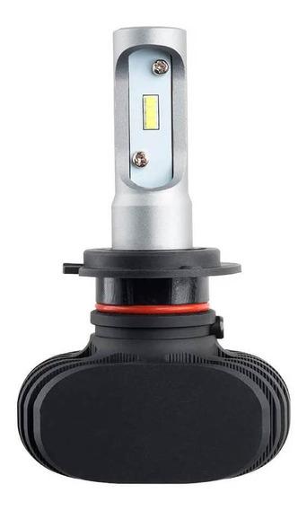 Lâmpada Super Led H4 Para Moto Com Potência De 30/30w