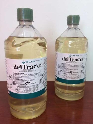 Deltrac Ce 1 Litro Chiripas Cucarachas