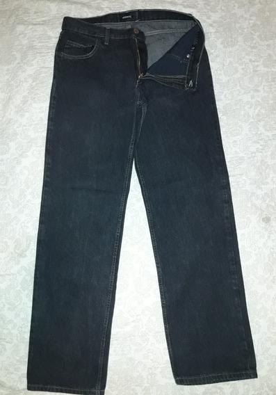 Pantalón Jean Ufo Negro